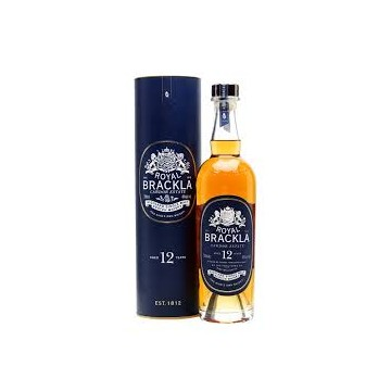 Royal Brackla 12 Years Old Highland Single Malt Whisky