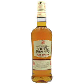 Three Brothers Single Grain 20 years old